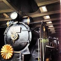 Photo taken at Umekoji Steam Locomotive Museum by toshiyuki on 5/26/2012