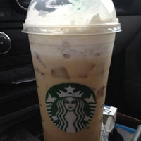 Photo taken at Starbucks by Melissa K. on 3/22/2012