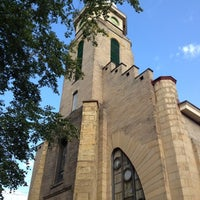 Photo taken at First Hungarian Reformed Church Of Pittsburgh by Steven K. on 8/14/2012