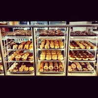 Photo taken at Ferrell's Donut Shop by alba on 8/12/2012