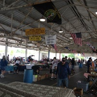 Photo taken at Chuckies Flea Market by Chad W. on 5/26/2012