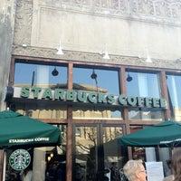 Photo taken at Starbucks by Benjamin S. on 4/11/2012