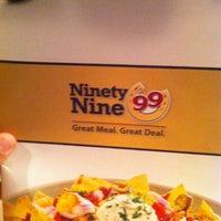 Photo taken at Ninety Nine Restaurant by Maria N. on 5/8/2012