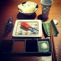 Photo taken at Bon Kushikatsu by Arnaud C. on 6/22/2012