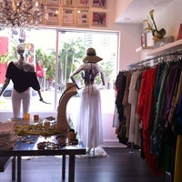 Photo taken at ISA boutique by Alexandra G. on 5/16/2012
