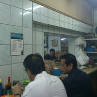 Photo taken at Sate Kambing & Sate Ayam Jaya Agung by riska s. on 6/7/2012