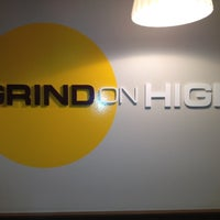 Photo taken at Grind on High by Mark S. on 3/5/2012