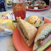 Photo taken at McAlister's Deli by Frozen T. on 4/21/2012