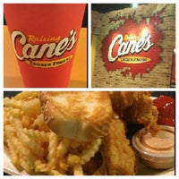 Photo taken at Raising Cane's Chicken Fingers by J L. on 9/2/2012