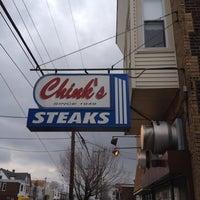Photo taken at Joe's Steaks + Soda Shop by esfeather on 2/11/2012