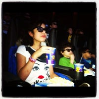 Photo taken at Regal Cinemas Atlas Park 8 by Greivy L. on 3/4/2012