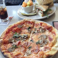 Photo taken at Brixx Wood Fired Pizza by John G. on 7/31/2012
