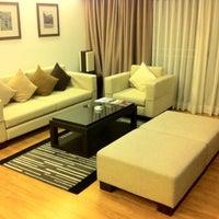 Photo taken at Kantary Hotel Kabinburi by Udom Y. on 9/6/2012