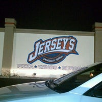 Photo taken at Jersey's Sports Bar by Christina M. S. on 11/22/2011