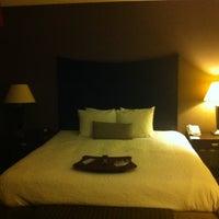 Photo taken at Hampton Inn & Suites Montgomery Downtown by Juan Diego G. on 10/1/2011