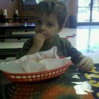 Photo taken at Primo's Pizzeria by Sarah R. on 10/4/2011