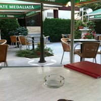 Photo taken at Restaurant GEDI Diham by Staicu A. on 10/5/2011