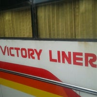 Photo taken at Victory Liner (Pasay Terminal) by Vinz C. on 2/17/2012