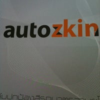 Photo taken at Auto Zkin by Zine L. on 11/24/2011