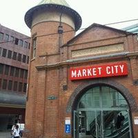 Photo taken at Market City by Simeon C. on 12/11/2011