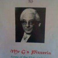 Photo taken at Mr. G's Pizzeria by Cynthia T. on 6/28/2011