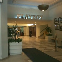 Photo taken at Playboy Enterprises, Inc. by Cassie S. on 2/13/2012