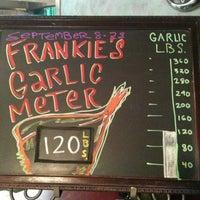 Photo taken at Frankie's Pizza & Pasta by Anita G. on 9/16/2011