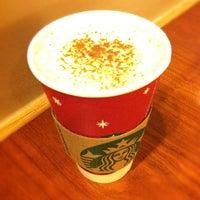Photo taken at Starbucks by Justin J. on 11/3/2011