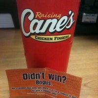 Photo taken at Raising Cane's by Casey G. on 6/30/2011