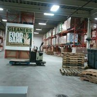 Photo taken at Gleaners Community Food Bank by Kerry H. on 11/28/2011