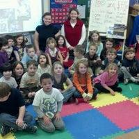 Photo taken at Watson Elementary by Jenn R. on 2/3/2012