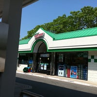 Photo taken at Hess Express by Kimberly L. on 5/28/2012