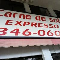 Photo taken at Carne de Sol 111 by Bruno Menezes M. on 4/7/2012