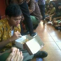 Photo taken at XI IPA 3 SMAK Untung Suropati Sidoarjo by nana_ M. on 4/11/2012