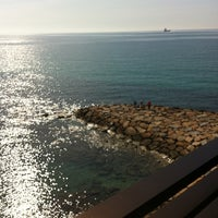 Photo taken at Hotel Spa Porta Maris by Ли S. on 4/24/2012
