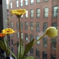 Photo taken at NYU Broome Street Residence Hall by Dani L. on 3/17/2012