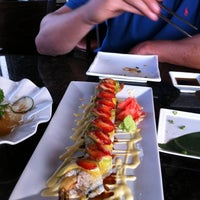 Photo taken at The Fish Sushi and Asian Grill by Kay on 8/17/2012