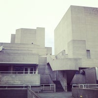 Photo taken at National Theatre by Lily H. on 6/27/2012