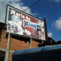 Photo taken at Maria do Mingau by Leonardo R. on 7/24/2011