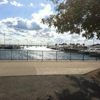 Photo taken at McKinley Marina Center Docks by Jim B. on 9/17/2011