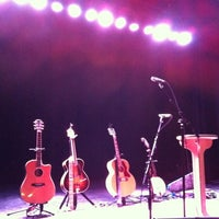Photo taken at The Haw River Ballroom by Zac W. on 1/14/2012