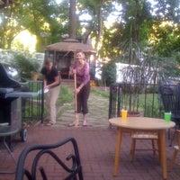 Photo taken at Cabanna On Cornelia by Peg P. on 7/28/2011
