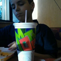 Photo taken at Taco Bell by Mark S. on 10/25/2011
