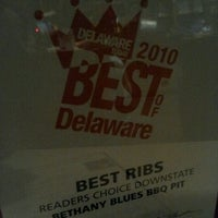 Photo taken at Bethany Blues BBQ by Keith R. on 11/25/2011