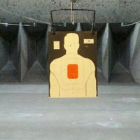 Photo taken at Nice Shot - Redding Indoor Shooting Range by Katie A. on 11/1/2011