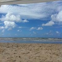 Photo taken at Praia by Marcelo L. on 3/7/2011