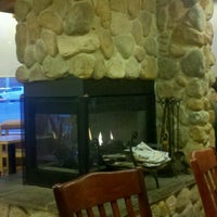 Photo taken at Caribou Coffee by Heather M. on 10/25/2011