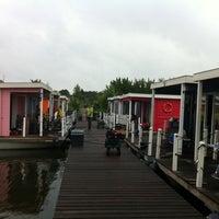Photo taken at Marina Brandenburg-Plaue by Andreas O. on 7/29/2011