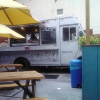 Photo taken at El Diablo Tacos by Pam L. on 7/7/2011