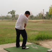Photo taken at Sripoonsup golf course by Yenjeab R. on 4/6/2012